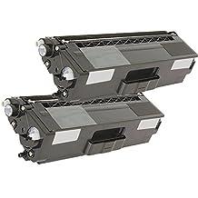 2 Inkfirst® Black Toner Cartridge ( TN-315 TN315 BK) Compatible Remanufactured for Brother TN315 Black HL-4150CDN HL-4570CDW HL-4570CDWT MFC-9460CDN MFC-9560CDW MFC-9970CDW TN315BK
