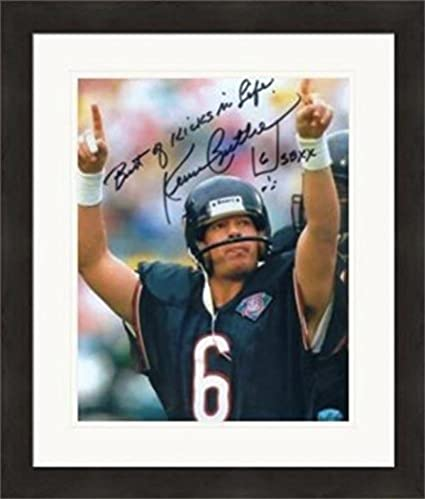 354e74ff8 Image Unavailable. Image not available for. Color  Autographed Kevin Butler  Photo - 8x10) ...