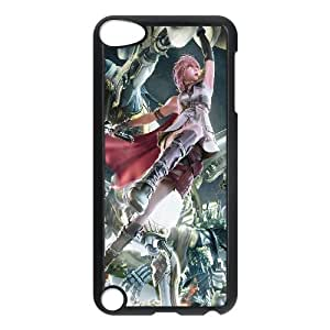 ipod 5 phone cases Black Final Fantasy fashion cell phone cases YEDS9178355