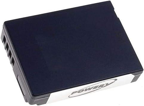 Akku Fur Panasonic Lumix Dmc Tz22 3 6v Li Ion Amazon De Elektronik