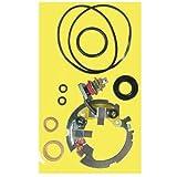 DB Electrical SMU9102 Starter Repair Kit for Arctic Cat ATV 250 300 2X4 4X4 /Honda ATV TRX250 TRX300 TRX400 TRX450 TRX500 /Kawasaki ATV KLF400 KVF400 2X4 4X4 /Suzuki ATV Quadrunner LT-4WD LT-F-160