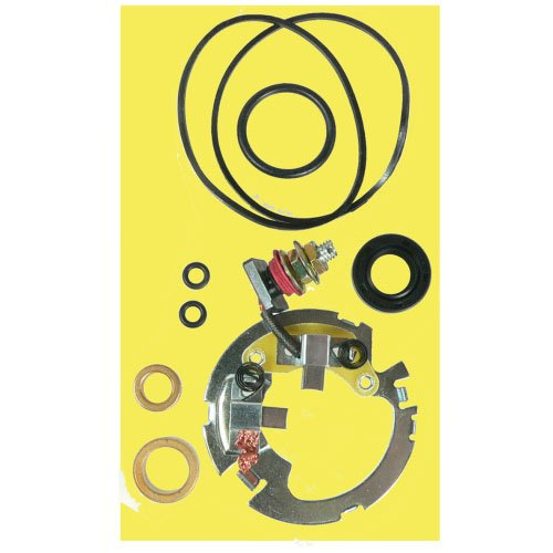 DB Electrical SMU9102 Starter Repair Kit for Arctic Cat ATV 250 300 2X4 4X4 /Honda ATV TRX250 TRX300 TRX400 TRX450 TRX500 /Kawasaki ATV KLF400 KVF400 2X4 4X4 /Suzuki ATV Quadrunner - Quad Kit Starter