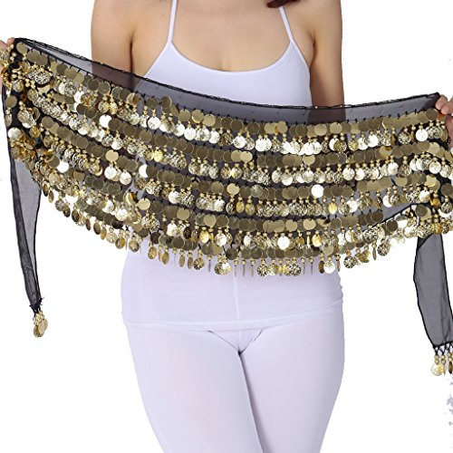 ZLTdream Belly Dance Scarf Chiffon product image