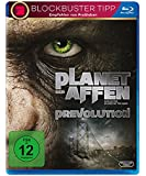 Planet der Affen: Prevolution [Blu-ray]