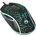 MARVO 7 Color LED Backlit Laptop Mouse