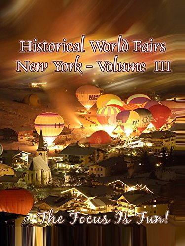 Focal Point Domes (Historical World Fairs - New York Volume III)