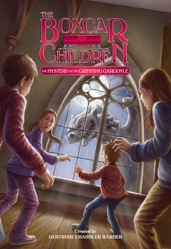 The Mystery of the Grinning Gargoyle - Book #137 of the Boxcar Children