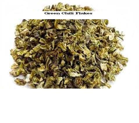 New Mexico Green Chili Flakes, 4oz (0.24lb)