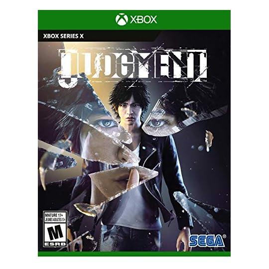 Judgment – Xbox Series X