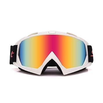 SKDJ Gafas De Esquí Invierno Nieve Deportes Snowboard ...