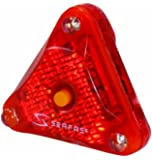 Serfas Helmet Light Rear
