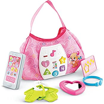 Fisher-Price Laugh & Learn Sis Smart Stages Purse