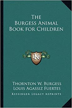 Book The Burgess Animal Book for Children