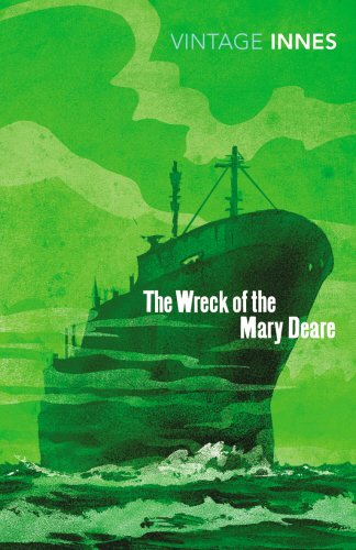 The Wreck Of The Mary Deare by Hammond Innes