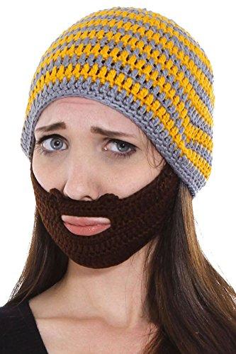e326b07342da Simplicity Women Crochet Snowboarding Beanie product image