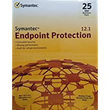 Symantec Endpoint Protection 12.1 - 25 User - 21182300
