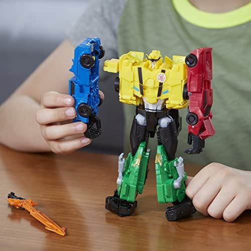 Transformers - Robots in Disguise- Combinaison de Force spéciale en Un Super Robot