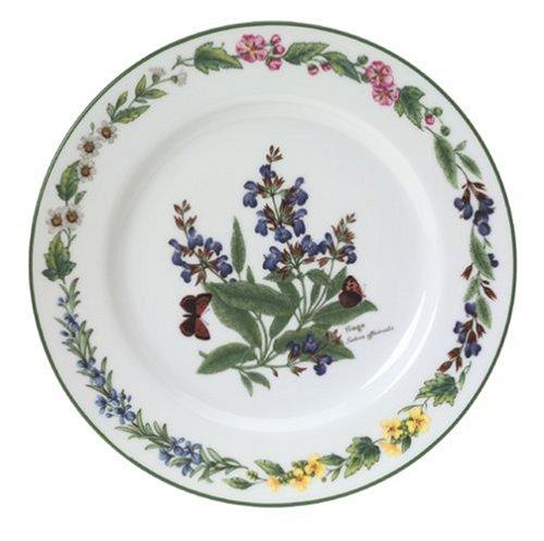 Royal Worcester Herbs Porcelain 8-Inch Salad ()
