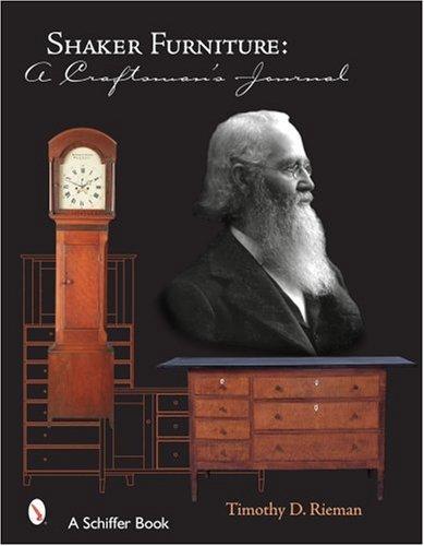 Shaker Furniture: A Craftsman's Journal