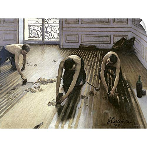 CANVAS ON DEMAND The Parquet Planers, 1875