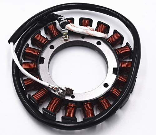 Partman 15/20 Amp Stator Compatible With Kohler 237878-S 54 755 09S K482 K532 K582 K161 K181 K241 CH11-CH15 CH18-CH25 CV11-CV15 CV18-CV22 CH25S Lawn Mower Tractor