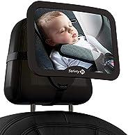 Espelho Back Seat Safety 1st, Preto
