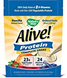 Cheap Nature's Way Alive! Protein Complete Shake, Vanilla, 0.52 Pound