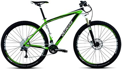 Specialized MTB Carve Comp 29er - Bicicleta de montaña para Hombre, Talla L (173-182 cm), Color (Schwarz/Weiãÿ/Grã¼N ...