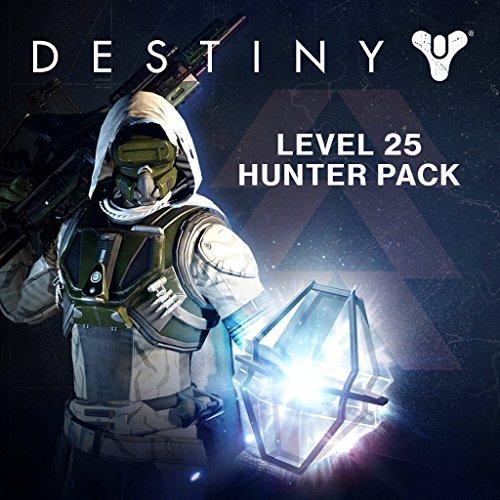 Destiny: The Taken King - Legendary Edition: Destiny - Level 25 Hunter Pack - PS3 [Digital Code]