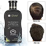 Hair Growth Shampoo Chinese Herbal Anti-Hair Loss Hair Shampoo For Men & Women 200 ml