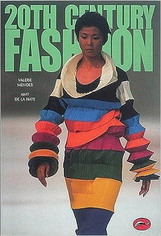 20th century fashion valerie mendes