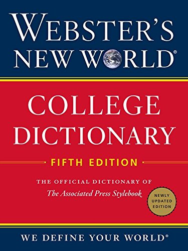 Webster's New World College Dictionary, Fifth Edition Hardcover – Jun 28 2016 Webster' s New World 0544598229 Dictionaries Americanisms - Dictionaries