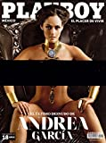 playboy covers - DECEMBER 2014 PLAYBOY MEXICO NO.146 ANDREA GARCIA COVER NEW