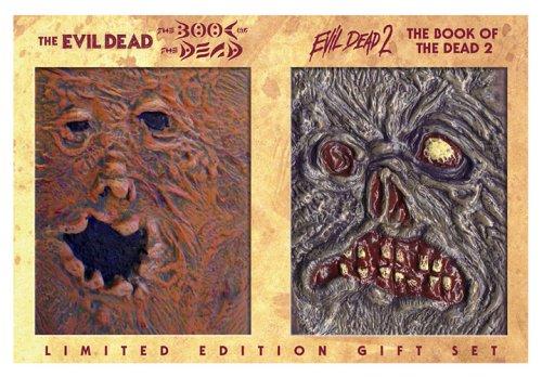 The Evil Dead/Evil Dead 2 - Book Of The Dead Collection (Evil Dead Dvd)