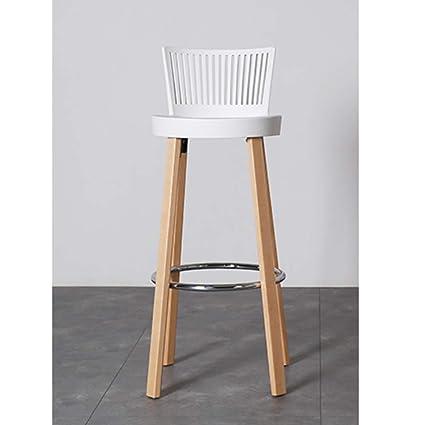 YD Stools Bar Stool Solid Wood High Stool Bar Chair Bar Stool Bar Chair  High Chair
