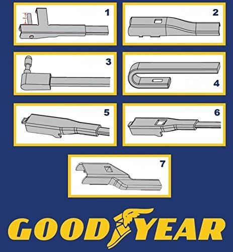 Escobilla GOOD YEAR conductor 61cm 61004189
