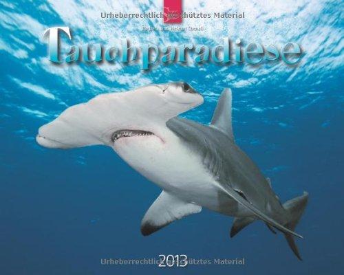 Tauchparadiese 2013 - Original Stürtz-Kalender