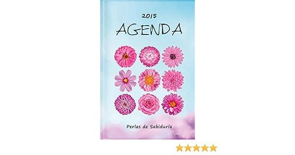 Agenda 2015 Perlas de Sabiduria - Pink flowers: Tseng Yu ...