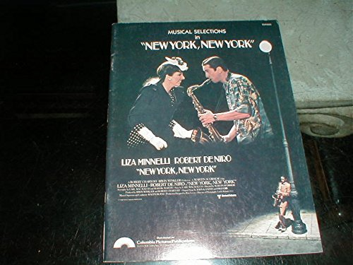 Musical Selections In New York, New York Guitar, Piano, Vocals Sheet Music
