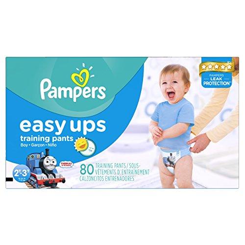 Pampers Training Underwear 2T 3T Version