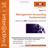 Management Accounting Fundamentals : CIMA Inter@ctive CD-ROM, EQL International Ltd Staff, 0750663324