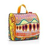Reisenthel Toiletbag XL, Wash Bag, Cosmetic Bag, Make-Up Bag, Lollipop, WO2020