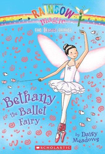 Bethany the Ballet Fairy -