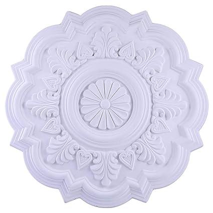 Decor PU Moulding M-7120 Deria Ceiling Medallion for Wall Art Decor ...