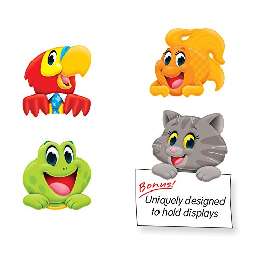 (TREND enterprises, Inc. Playtime Pals Clips Classic Accents Variety Pack, 36 ct)