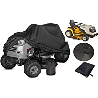 Garden Riding Lawn Mower Cover UCARE Outdoor Cycling Scooter Cover Waterproof and UV Resistant Tractor Protection…