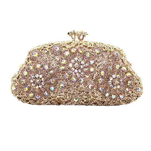 à Femme Gold La Main à En Sac Main Diamant Pour En Mode Sac à Diamant w6vX8qRxX