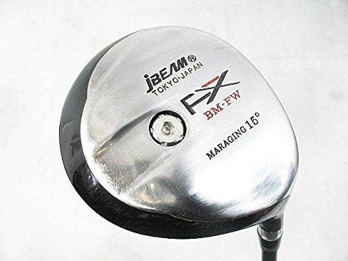 J BEAM フェアウェイウッド J BEAM FX BM フェアウェイ オリジナルカーボン FW