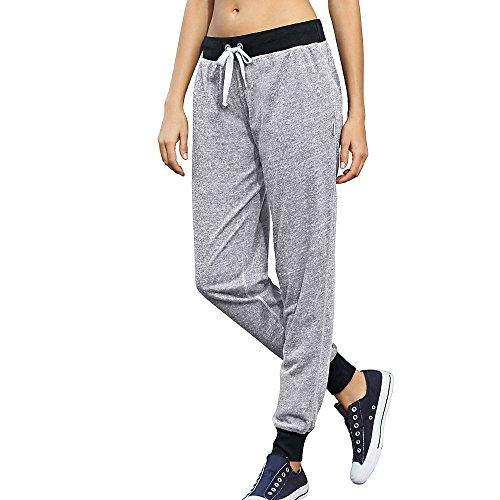 Champion Womens Jogger Pants M0586_Oxford Grey/Black_M