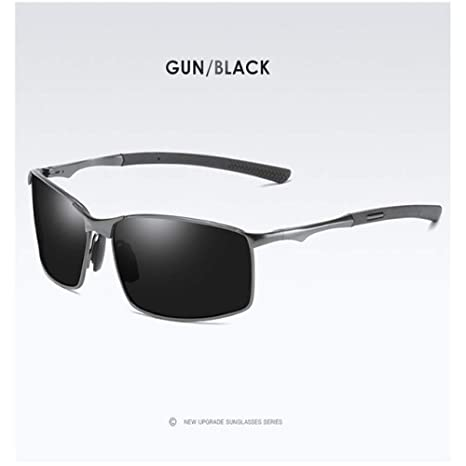 Yangjing-hl Gafas de Sol polarizadas para Hombres para ...